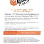 StartUp Mixerze:)